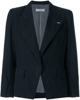 Saint Laurent Pre Owned fitted blazer