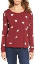 Splendid Women's Ashbury Star Print Pullover