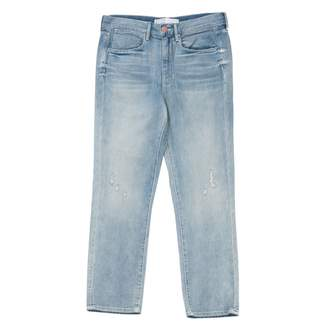 N. Ayr \N Blue Cotton Jeans