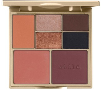 Stila Perfect Me, Perfect Hue Eye & Cheek Palette - Colour Tan Deep