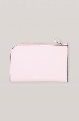 Ganni Leather Wallet