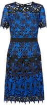Fenn Wright Manson Petite Planet Dress, Black/Blue
