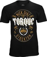 Torque Nick Diaz UFC 183 Walkout Shirt Black/Red