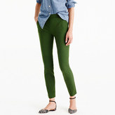 J.Crew Martie pant in bi-stretch cotton