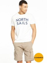 North Sails Text T Shirt