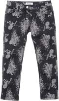 Gaialuna Denim pants - Item 42507138