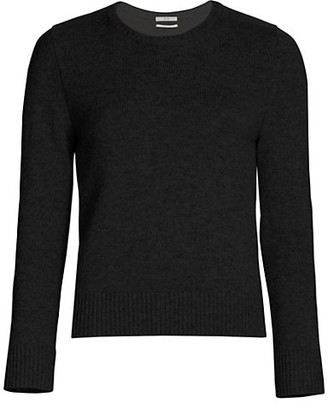Co Essentials Cashmere Knit Crewneck Sweater