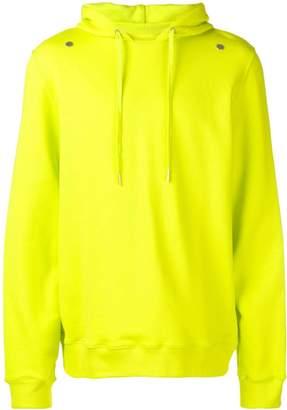 Zilver organic cotton hoodie