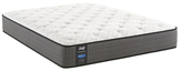 "Sealy Responseâ""¢ Performance 12"" Cushion Firm Tight Top Mattress and Ease Adjustable Base"