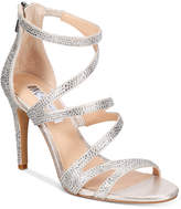 INC International Concepts Women's Regann2 Strappy Sandals, Created for Macy's Women's Shoes