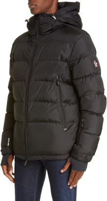 MONCLER GRENOBLE Isorno Hooded Nylon Puffer Jacket