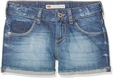Levi's Girl's Nelly Swim Shorts,10 Years