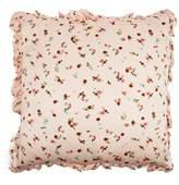 Preen by Thornton Bregazzi Floral silk satin cushion