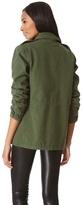 BB Dakota Tawny Army Jacket