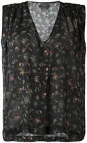 Isabel Marant Torrell blouse - women - Silk/Spandex/Elastane - 38