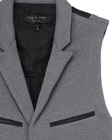 Rag and Bone Knit Chamber Waistcoat