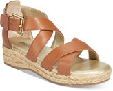 Michael Kors Margie Raina Sandals, Little Girls (11-3) & Big Girls (3.5-7)