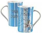 Looney Tunes relief striped cup 300ml Bugs Bun [German version]