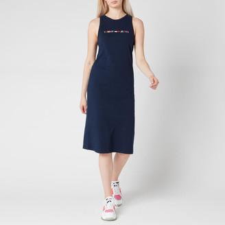 Tommy Jeans Women's TJW Logo Tank Dress