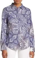 Robert Graham Women's Ariella Cotton Blouse