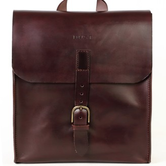 The Dust Company Mod 120 Backpack in Cuoio Havana