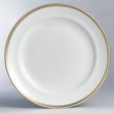 "Carlton Royal Crown Derby Gold"" Round Chop Dish"