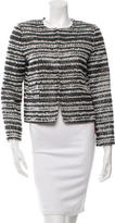 Alice + Olivia Striped Woven Jacket w/ Tags