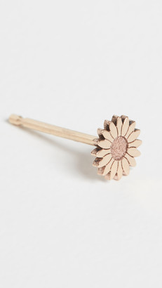 Zoë Chicco 14k Gold Itty Bitty Flower Stud Earring