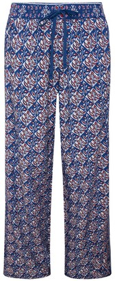 Pepe Jeans Lenny Printed Straight Trousers