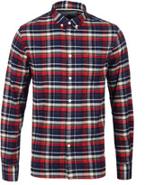 Penfield Barrhead Red Check Shirt
