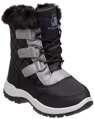Rugged Bear Little Boys Snow Boots