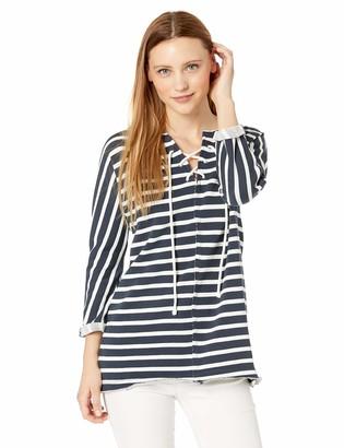 Jag Jeans Women's Debbie Lace up Sweatshirt