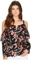 Nicole Miller Schuler Almond Blossom Top Women's Clothing