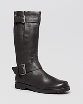 Gentle Souls Boots - Buckled Up Tall Shaft