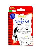 Fashion World Diary of a Wimpy Kid Card Game