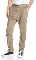 G Star Men's Bronson Tapered Chino Pants Brown