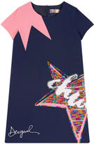 Desigual Dress with reversible sequins