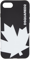 DSQUARED2 Black Logo Iphone 7 Case