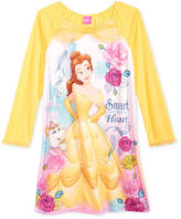 Disney Beauty And The Beast Nightgown, Little Girls (2-6X) and Big Girls (7-16)
