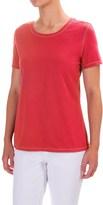 Neon Buddha T-Shirt - Cotton, Short Sleeve (For Women)