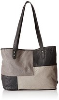Rosetti Tote It All Patch Shoulder Bag