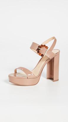 Chloé Gosselin Tori 90mm Buckle Sandals