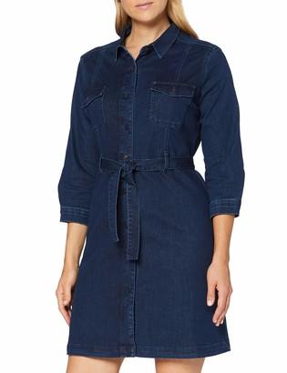 Lee Cooper Women's Denim Business Casual Dress