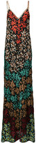 Missoni knitted maxi dress - women - Polyester/Rayon - 40