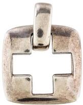 Tiffany & Co. Open Cross Pendant