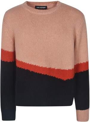 Neil Barrett Patterned Sweater