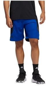 adidas Men's C365 Contrast Color Basketball Shorts