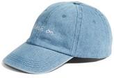 David & Young Women's Dream On Baseball Cap - Blue