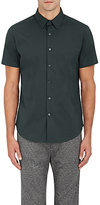 "Theory MEN'S ""SYLVAIN S. WEALTH"" STRETCH POPLIN SHIRT"