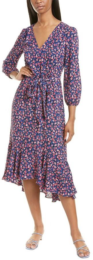 J.Crew Floral Ramea Maxi Dress